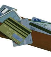 Prepaid plastic with credit is not the same as a credit card