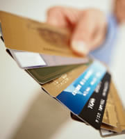 Consumer credit card rates inch upward