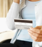 Why is credit card use increasing?