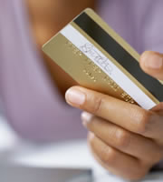 Credit card rates rise for rewards cards