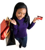 Sync your American Express card, and Tweet to purchase