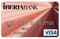 Apply Online for Iberiabank Visa Select